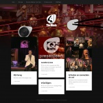 4themusic-website
