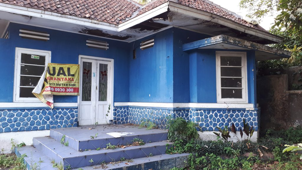 My grandmothers lived here in Sukabumi