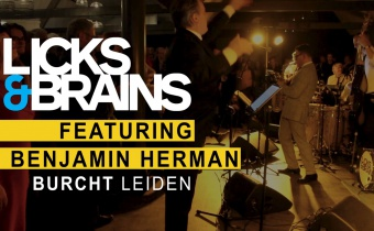 Licks and Brains deBurcht 25012019